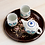 Thumbnail: Sakura Blossom Lacquerware Plate