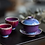 Thumbnail: Purple Galaxy Teacups