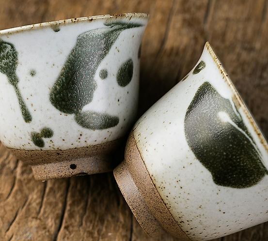Dalmatian Teacup