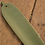Thumbnail: Bamboo Leaf Incense Holder