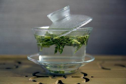 Crystal Glass Gaiwan (135 ml)