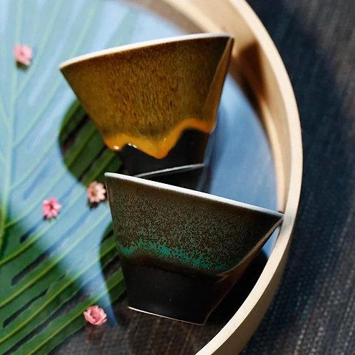 Four Seasons Teacups