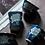 Thumbnail: Cracked Glazed Qinghua River Grass Teacups