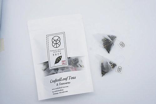 特級茉莉白毫 - 茶包 (春茶)