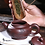 Thumbnail: Yixing Zisha Aged Purple Clay Joy with Squirrel Teapot (280ml)