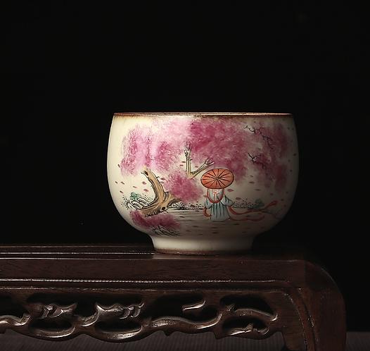 Sakura Beauty Teacup
