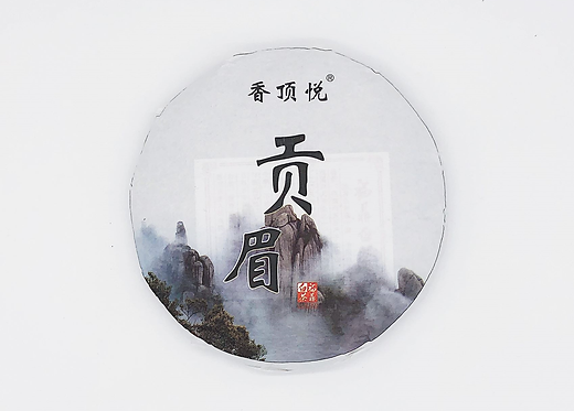 2016 Fuding White Tea (Gong Mei) Cake