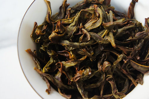 2020 Winter Golden Yulan Dancong Oolong - Snow Jade