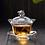 Thumbnail: Dragon Head Glass Gaiwan