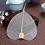 Thumbnail: Natural Bohdi Leaf Strainer