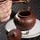 Thumbnail: Yixing Zisha Base Clay Ancient Tripod Teapot (350ml)