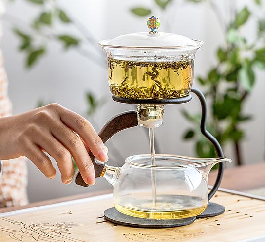 GongFu Tea Master Gaiwan Set