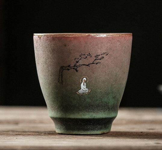 Buddha Enlightenment Teacup