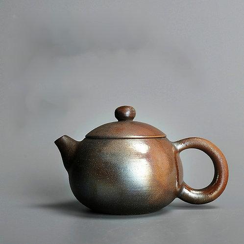 Premium Woodfired Coarse Clay Xi Shi Teapot