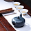 Thumbnail: Yixing Zisha Ink Green Clay Big Fish Xishi Teapot (290 ml)