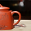 Thumbnail: Yixing Zisha Zhu Clay Hexagon Deep Village Teapot (220ml)