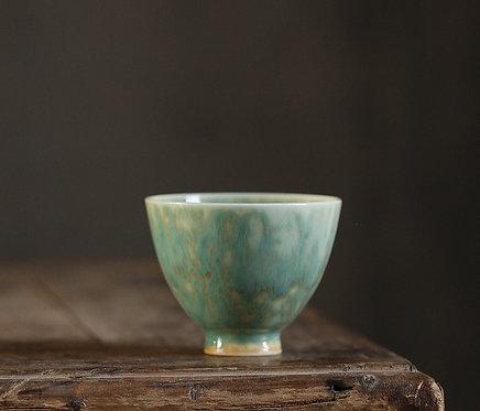 Jade Quartz Teacups