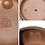 Thumbnail: Yixing Zisha Aged Fault Clay Xishi Teapot (200ml) (Name Carving)
