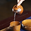 Thumbnail: Red Leaf Coarse Clay Xi Shi Teapot