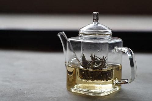 Japanese Style Cube Glass Pot