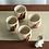 Thumbnail: Fox Tail Teacups (Sesshōseki)