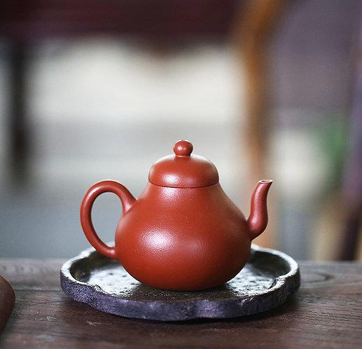 Zisha Zhu Clay Original Ore Xi Ting Teapot (185ml)