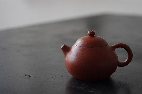 Yixing Zisha Zhu Clay Mini Mantan Teapot (80ml)