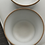 Thumbnail: Twins Gold Fortune Fish Teacups