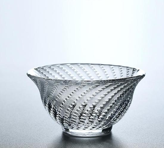 Diamond Glass Cups