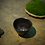 Thumbnail: Rosewood & White Marble Glaze Teacup
