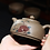 Thumbnail: Yixing Zisha Celestial Clay Half Moon Peony & Lotus Teapot (350 ml)