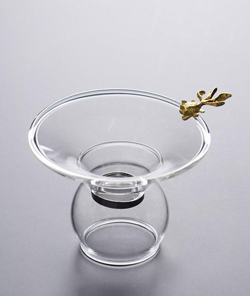 Gyarados Glass Tea Filter