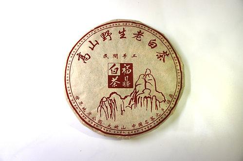 2008 High Mountain Wild Aged White Tea