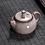 Thumbnail: Silver Dragon Celadon Teapot