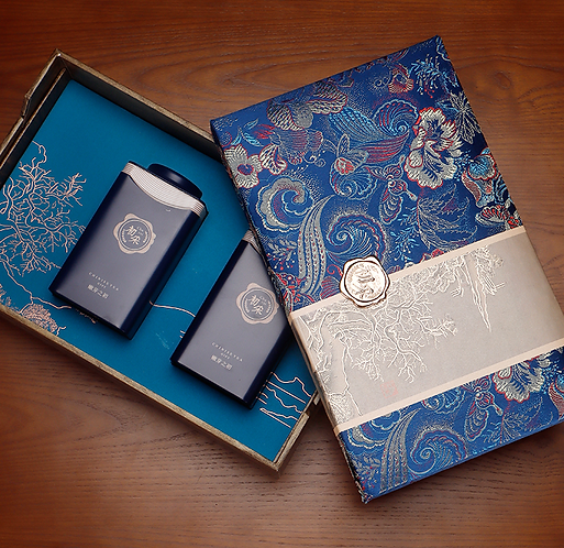 Delux Royal Tea Gift Box
