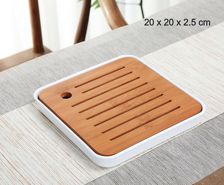 Simple Square Tea Trays