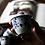 Thumbnail: Qinghua Hydrangea Gaiwan