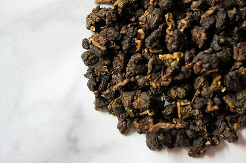 2019 Autumn Premium Roasted Dong Ding Oolong - CharcoalMilk