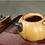Thumbnail: Yixing Zisha Golden Fault Clay Maple Pumpkin Teapot (335ml)