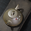 Thumbnail: Yixing Zisha Aged Fault Clay Crane Over Dessert Teapot (280ml)
