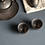 Thumbnail: Metallic Glaze Coarse Clay Teacup