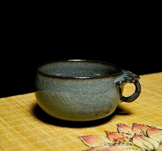 Dragon Claw Teacup