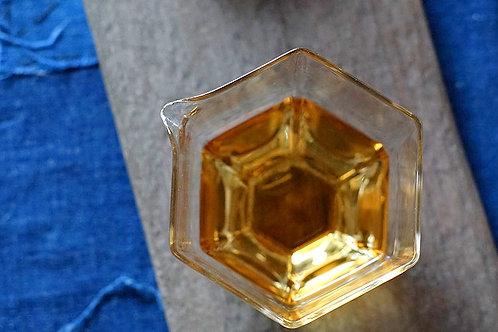 Hexagon Glass Faircup