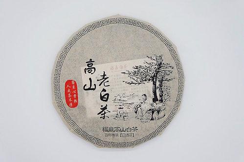 2012 Premium Fuding High Mountain Aged White Tea (Shou Mei) Cake