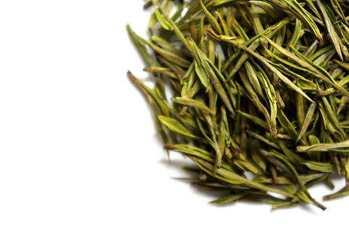 2021 Spring First Flush Organic Anji Bai Cha - Fake White