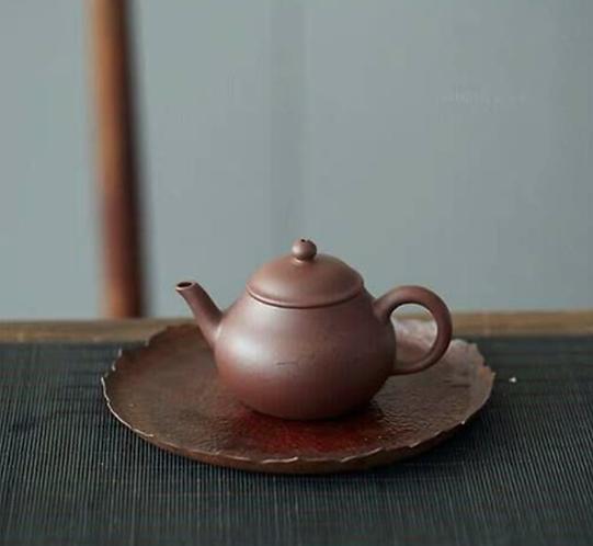 Yixing Zisha Base Clay ChingYun Teapot (180ml)
