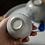 Thumbnail: Qinghua Lazy Cats Teacups