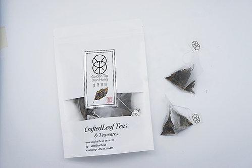 武夷金芽滇紅 - 茶包 (夏茶)