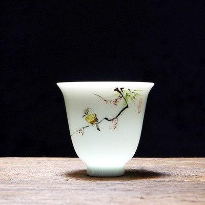 Aviary Teacups