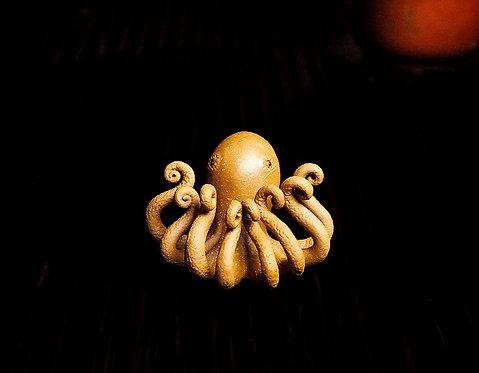 Kraken Octopus Teapet